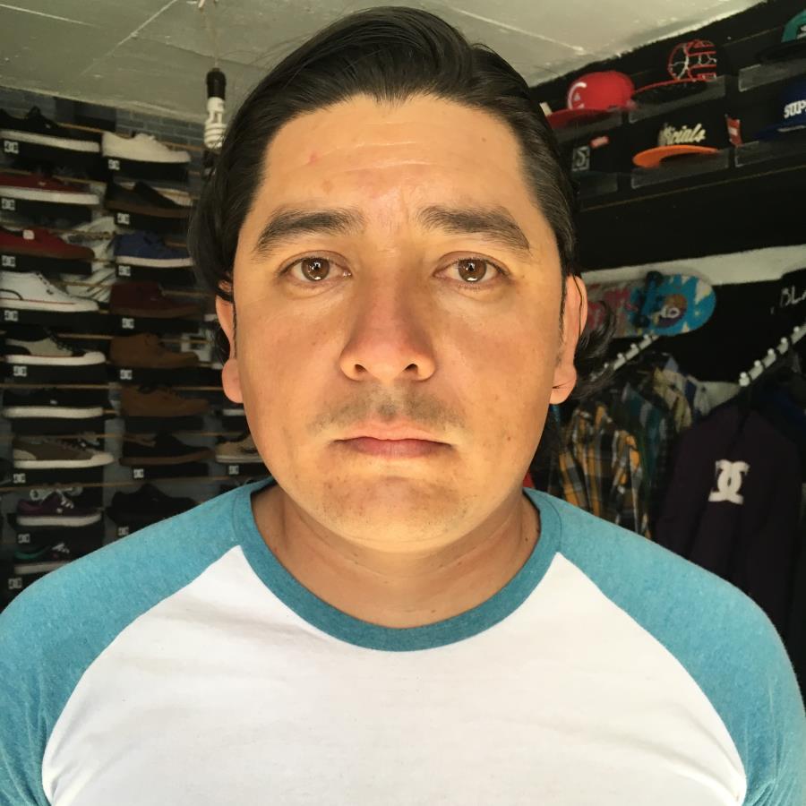 Juan Rodriguez Aparicio Headshot Photo