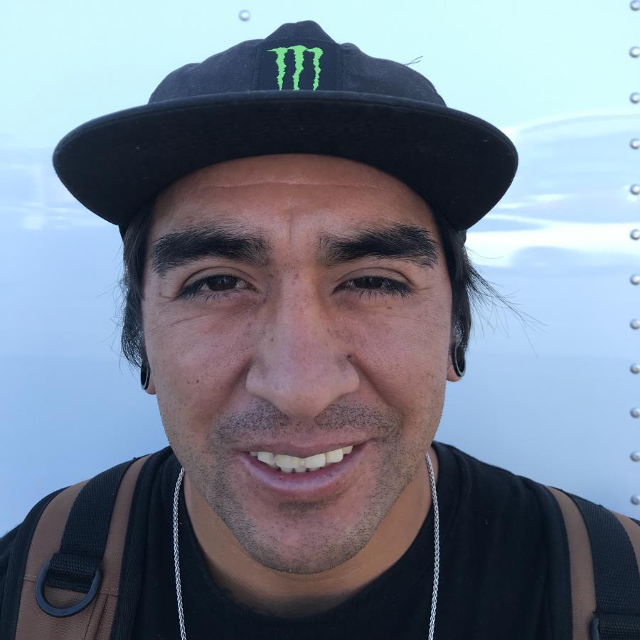 Victor Munoz Headshot