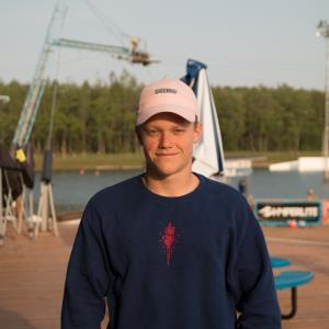 Albin Erik Randow