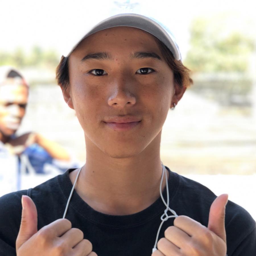 Ren Suematsu Headshot Photo