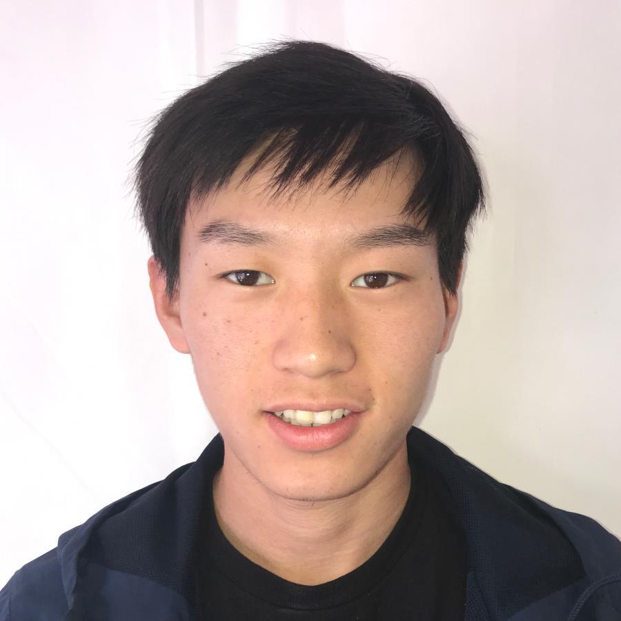 Sun Kunkun aka Simon Headshot Photo