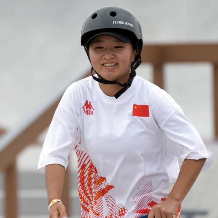 Zeng Wenhui Headshot