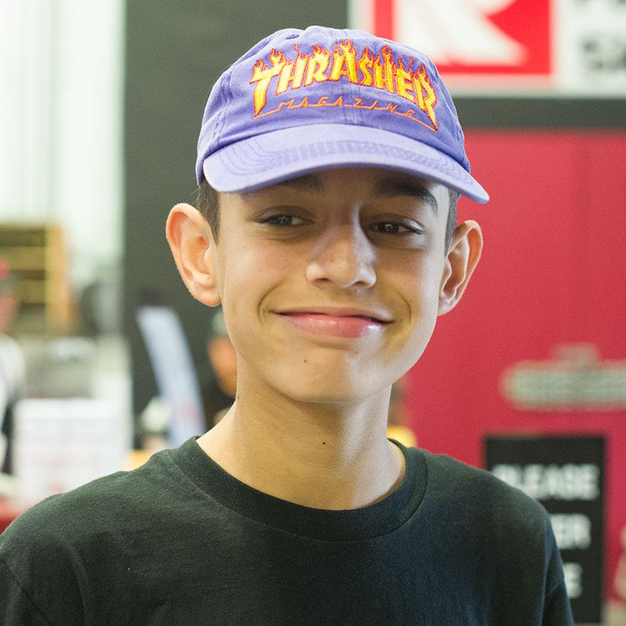 Ruben Cruz Headshot Photo