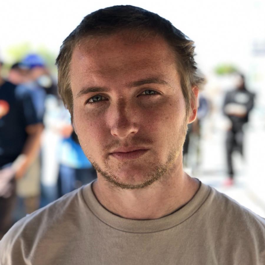 Clint Beswick Headshot Photo