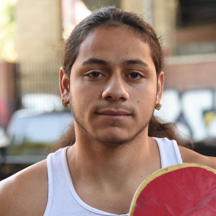 Mikey Sanchez (CT) Headshot Photo