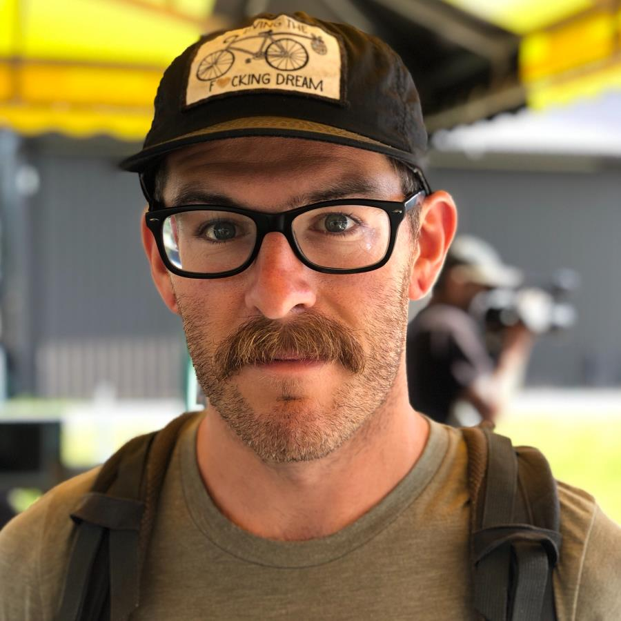Cory Foust Headshot