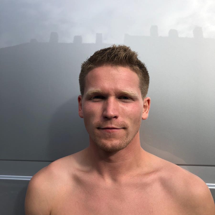 Jørn wiggo Nyberg Headshot Photo