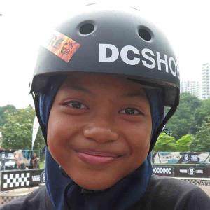 Nyimas Bunga Cinta from  Jakarta