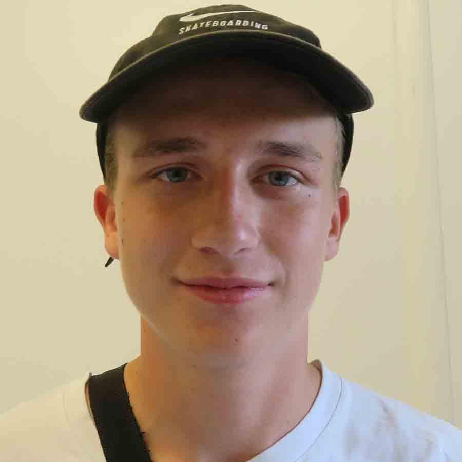 Kamil Karwowski Headshot