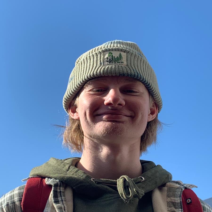 Mason Alm Headshot