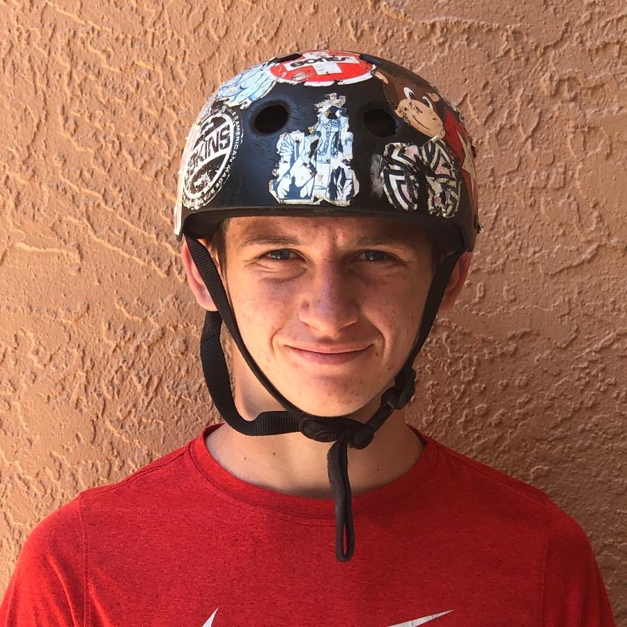 Kaleb Paul Headshot
