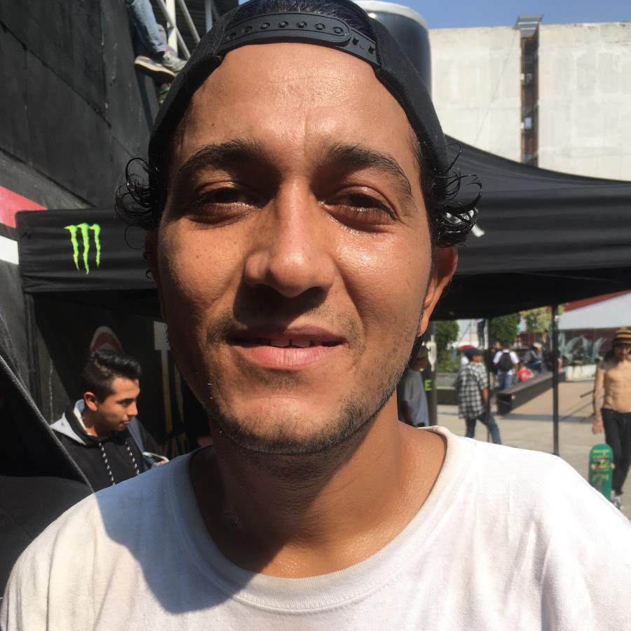 Marco Antonio Lopez Talegas Headshot Photo