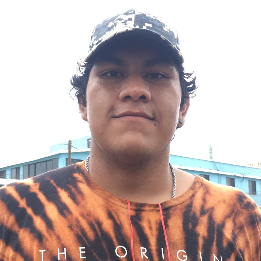 Sergio Saul Pulido de la Cruz Headshot Photo