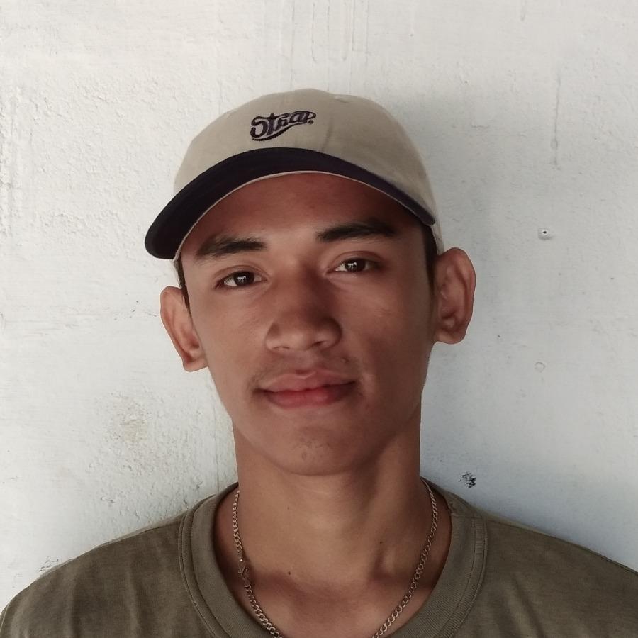 John Flory Panugalinog Headshot Photo