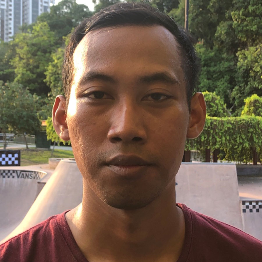 Muhammad Saiful Ariff Headshot Photo