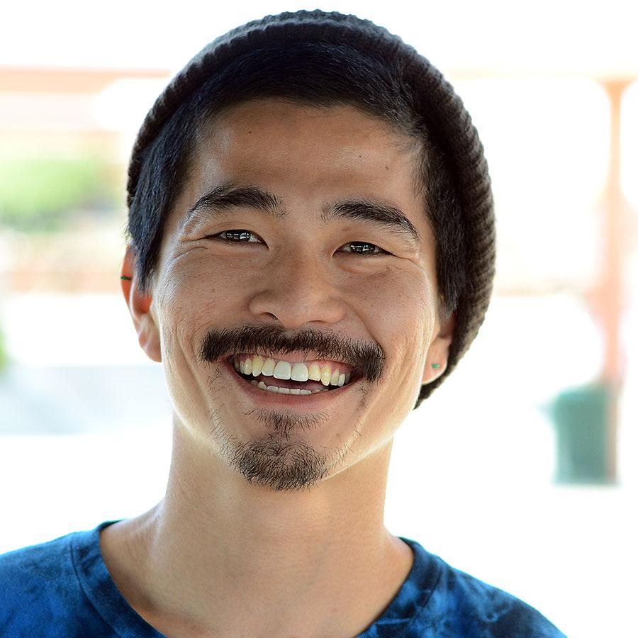 Yohei Miyazawa Headshot Photo