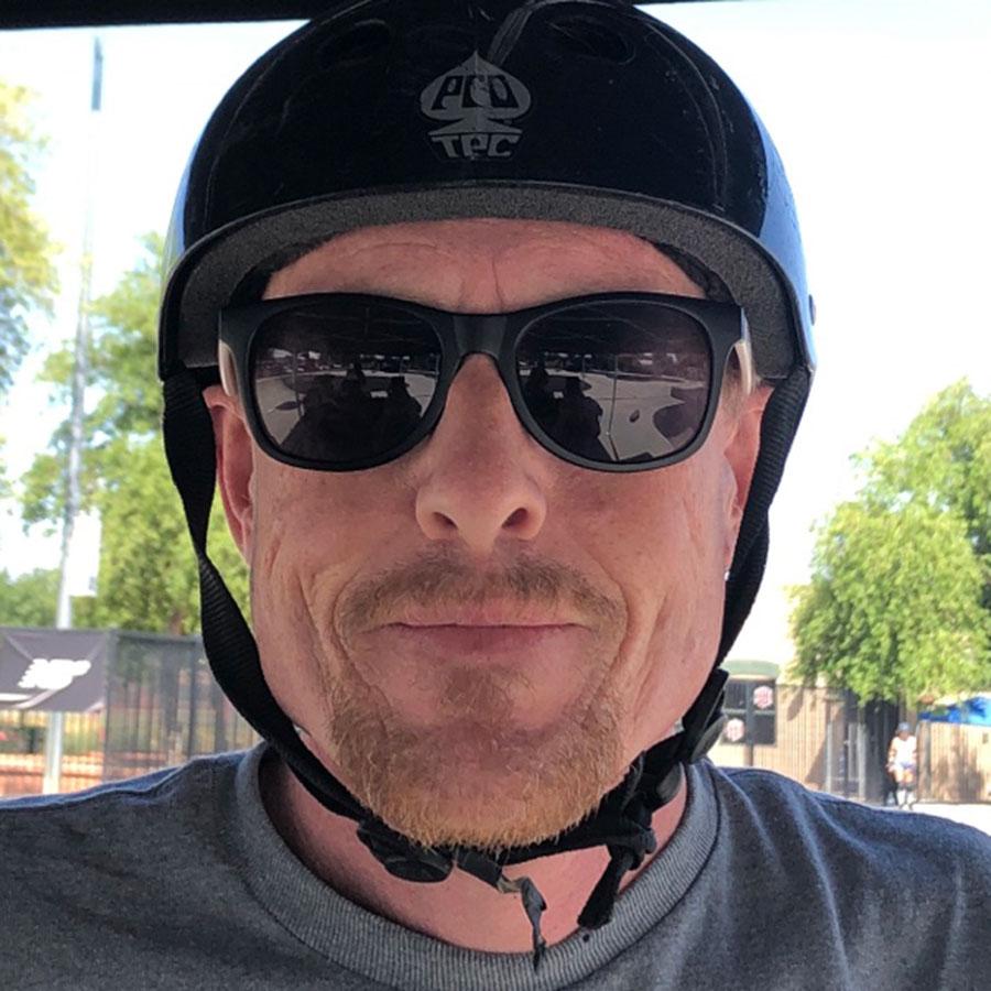 Briggs Cunningham Headshot Photo