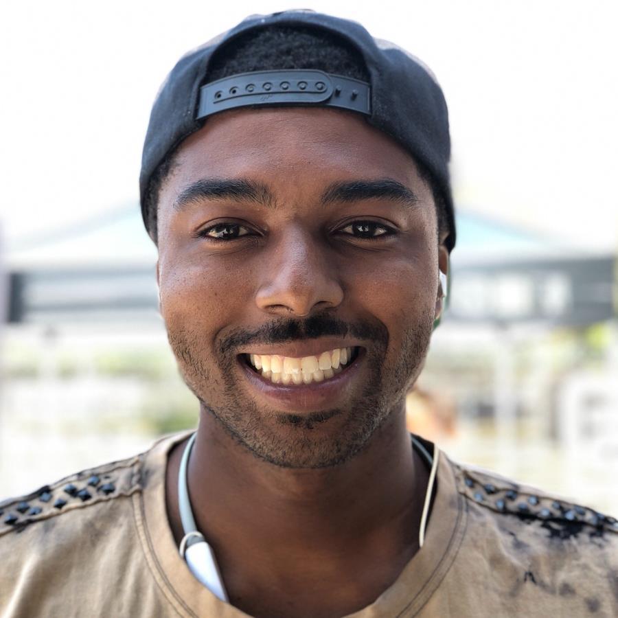 Akeem Haynes Headshot Photo