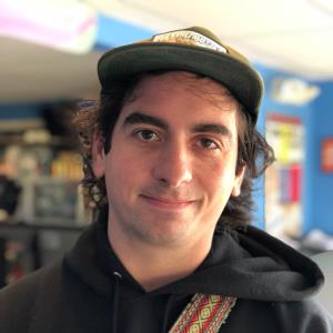 Zack Brescia from Weathersfield Connecticut Skateboarder Profile