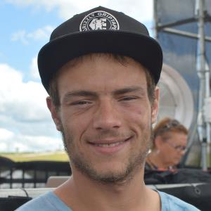 Chris Joslin Athlete Profile