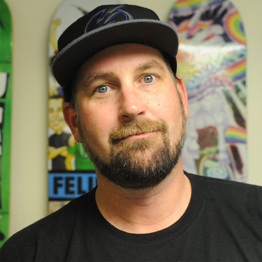 Kyle Randall Headshot Photo