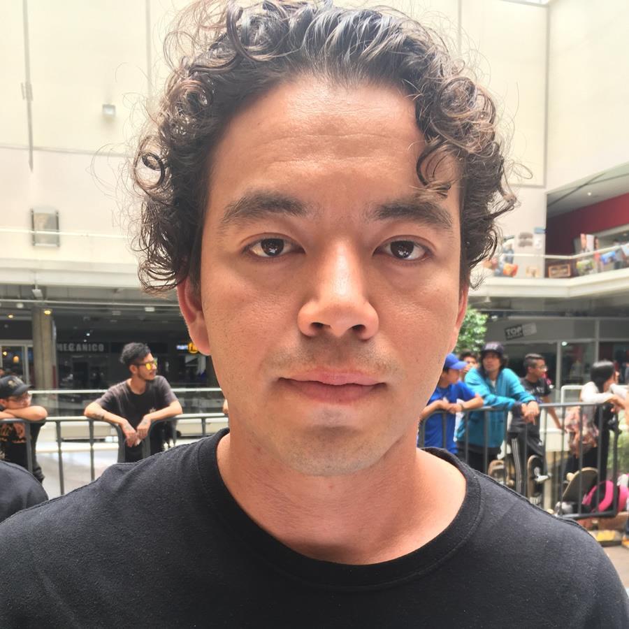Luis Mendez Duarte Headshot Photo