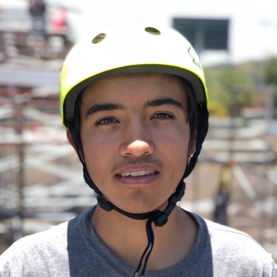 Emilio Rivera Cedeño Headshot