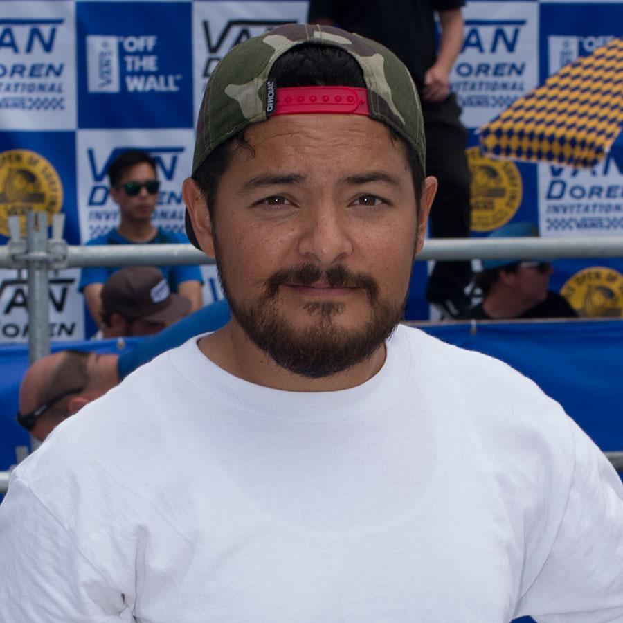 Anthony Acosta Headshot
