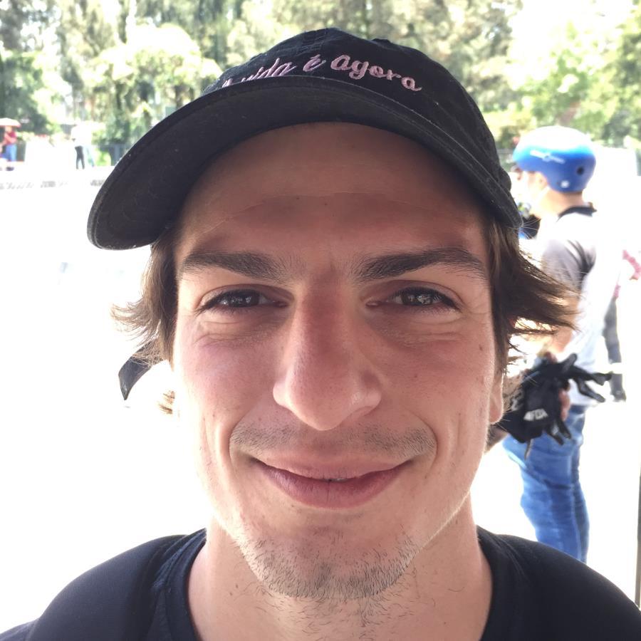 Bruno Tatini Headshot