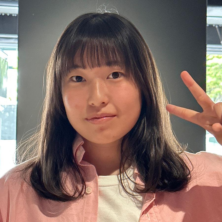 Hiyori Otagiri Headshot Photo