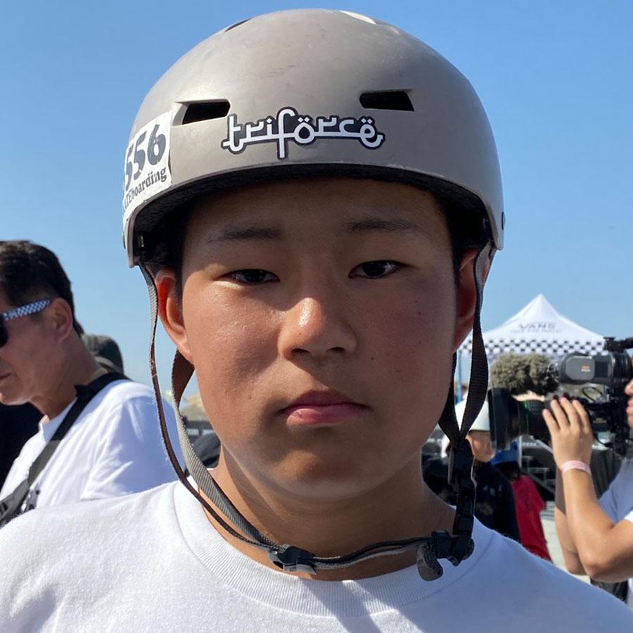 Reo Uchida Headshot
