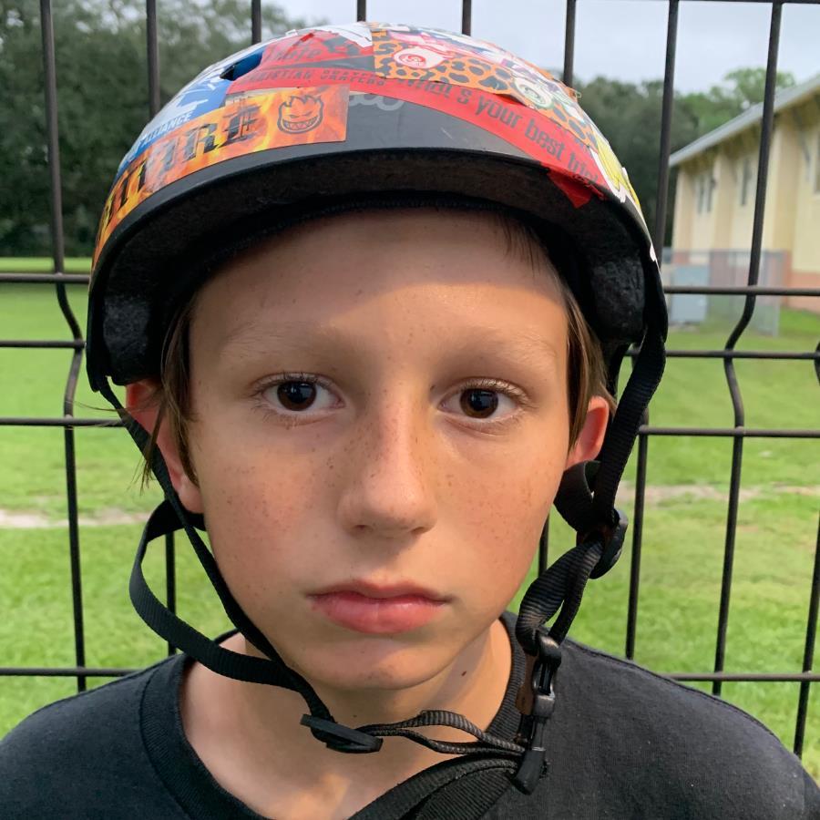 Jake Tancos Headshot