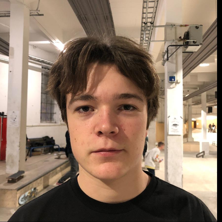 Nicklas Sundgaard Headshot Photo
