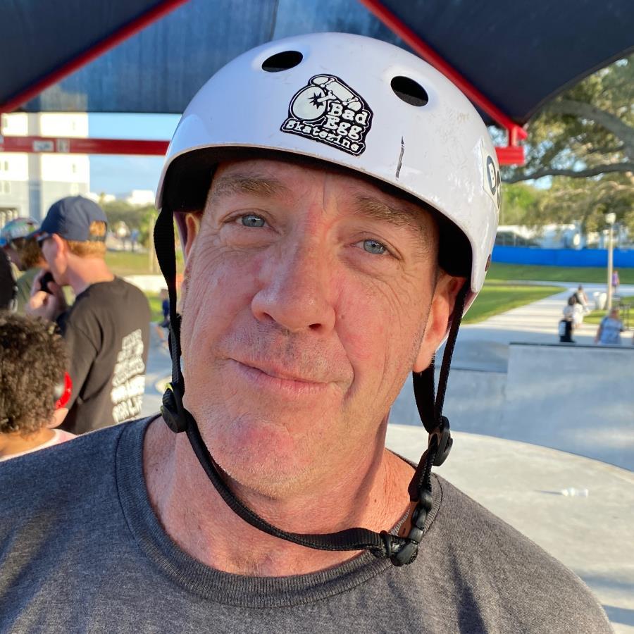 Tim Mott Headshot