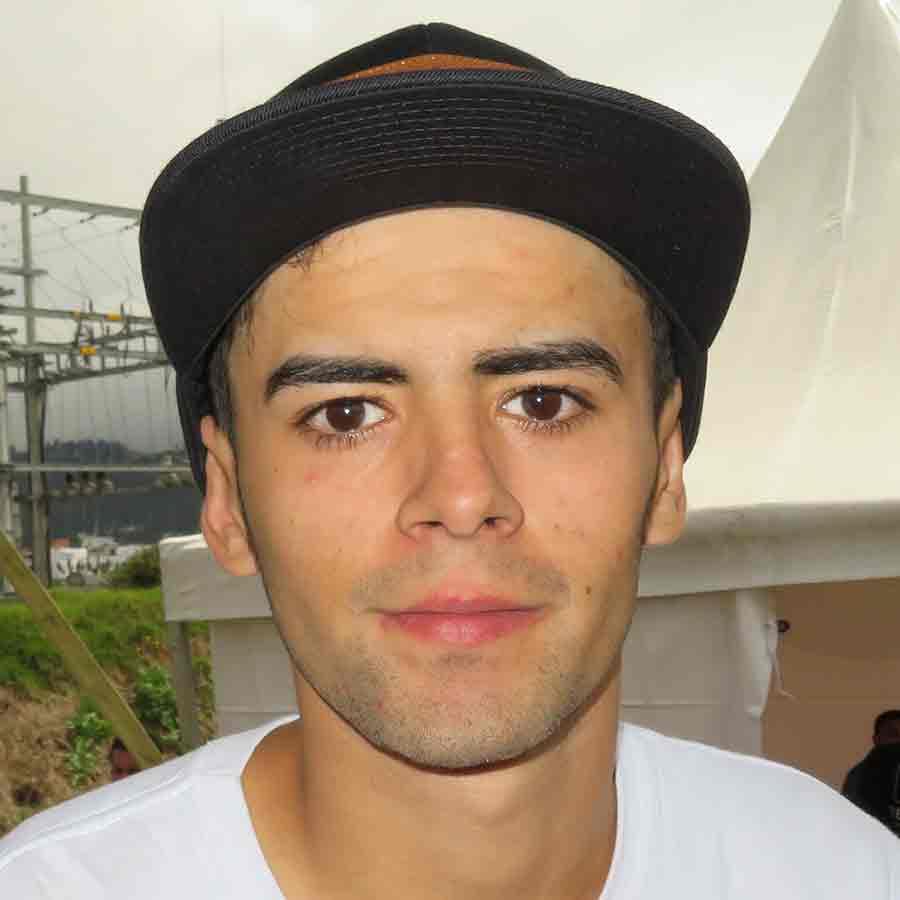 Camilo Melo Headshot