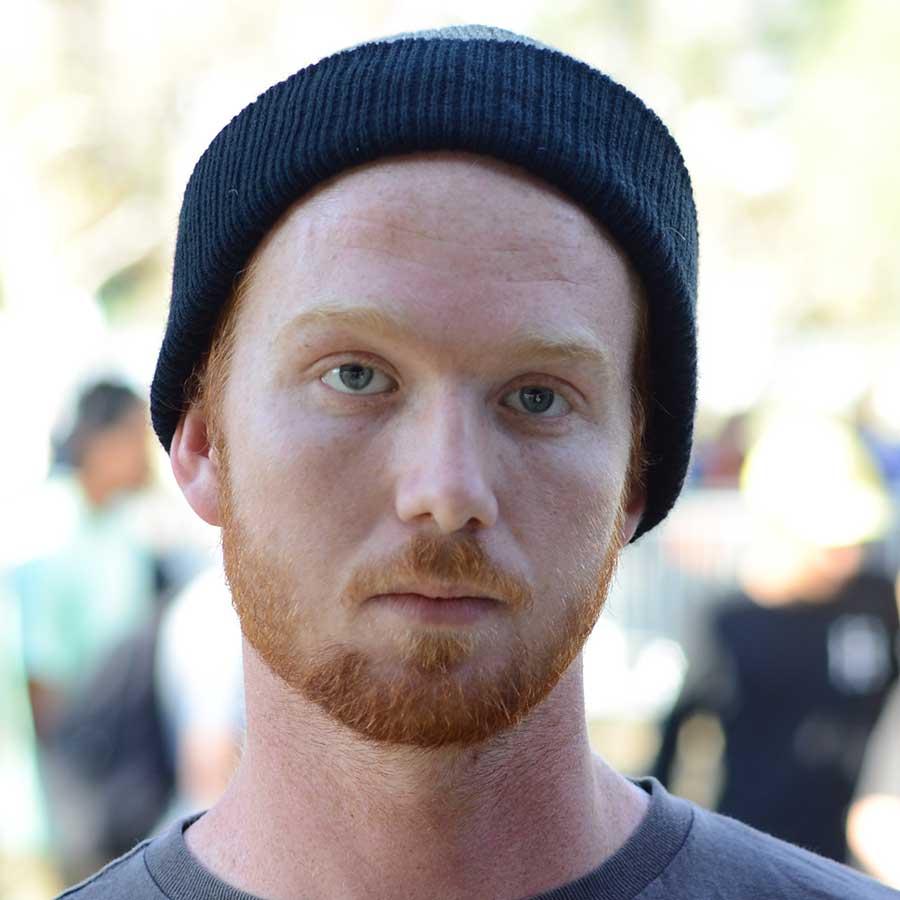 Jake Hayes Headshot Photo