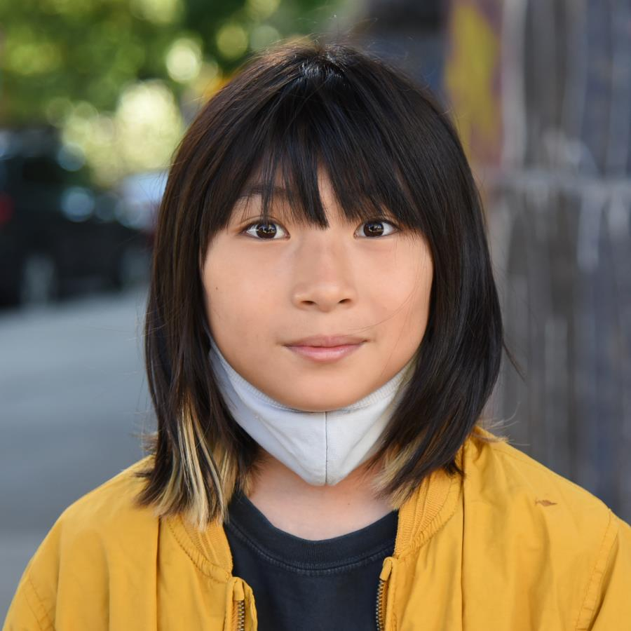 Juri Iikura Headshot