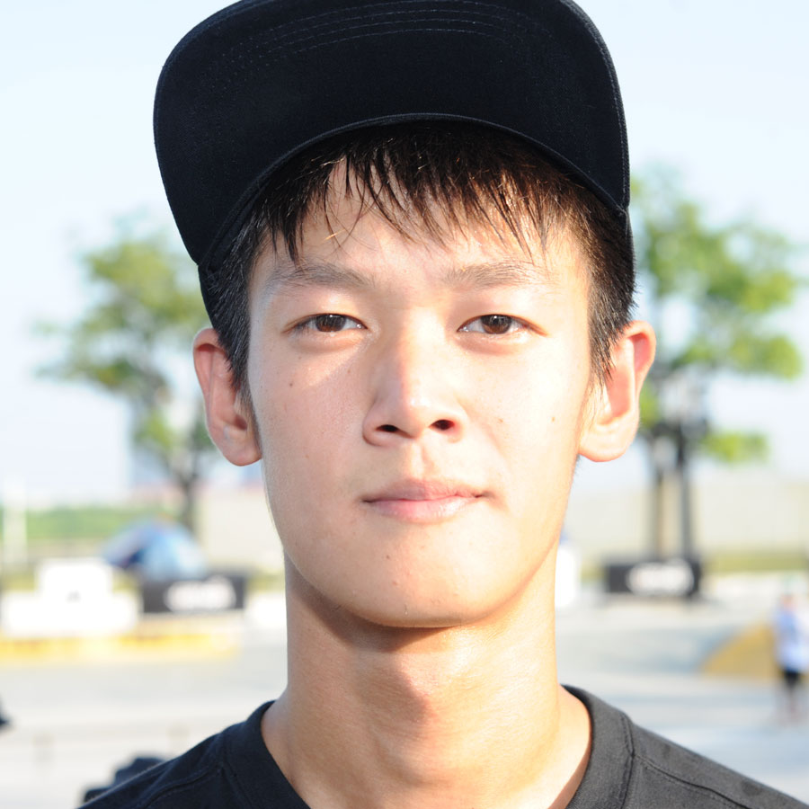 Chen Jun An Headshot Photo