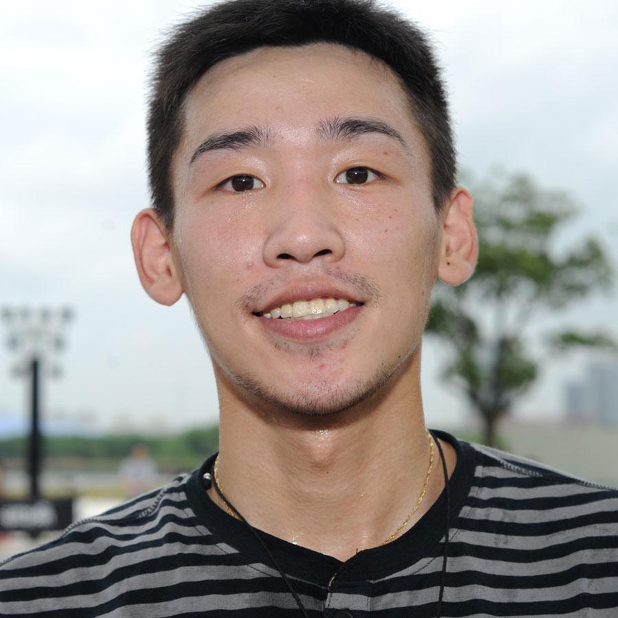 Hu Tianyou Headshot Photo