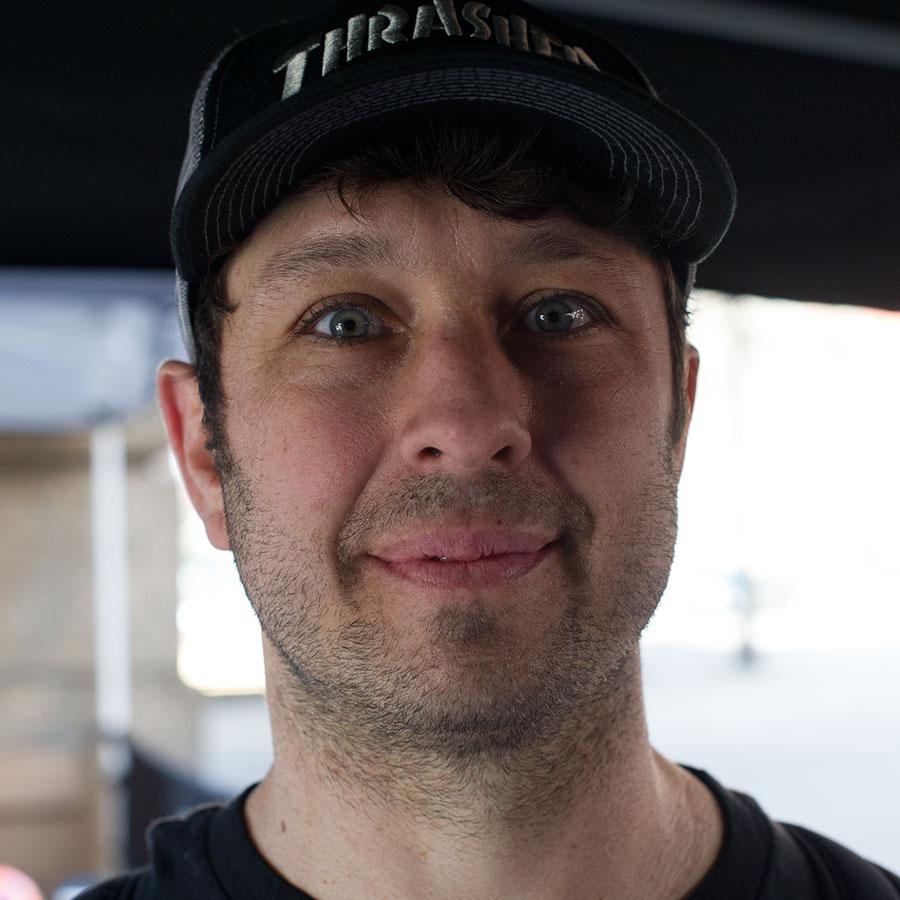 Dan Pensyl Headshot Photo