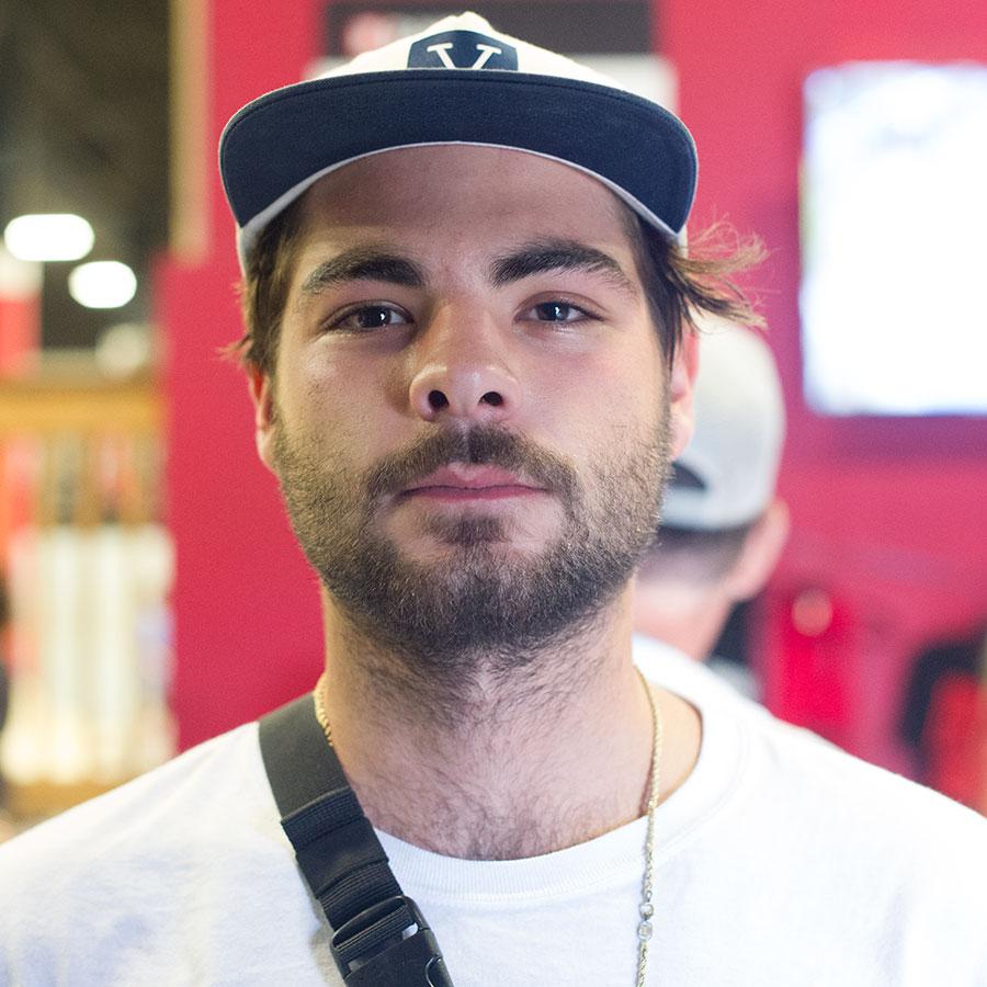 Dante Tonella Headshot Photo