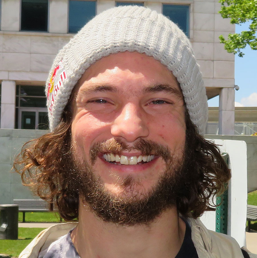 Torey Pudwill Headshot Photo