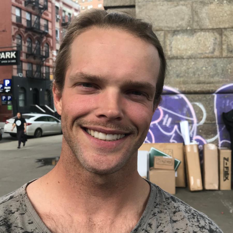 Brandon White Headshot
