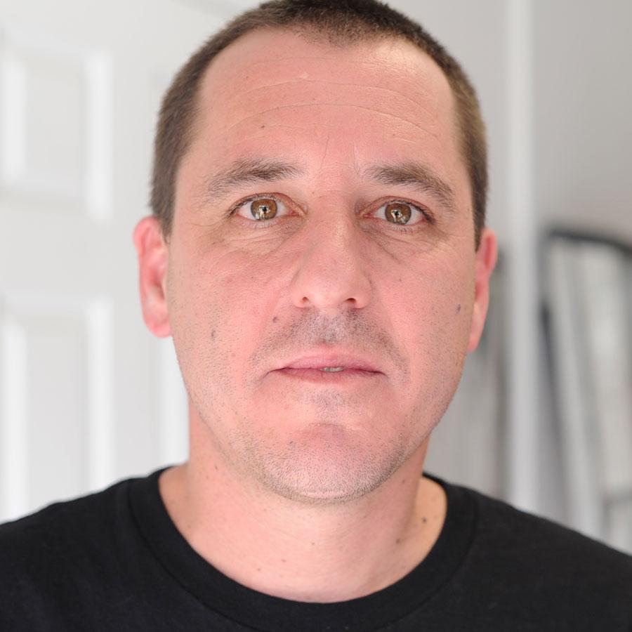 John Montesi Headshot Photo