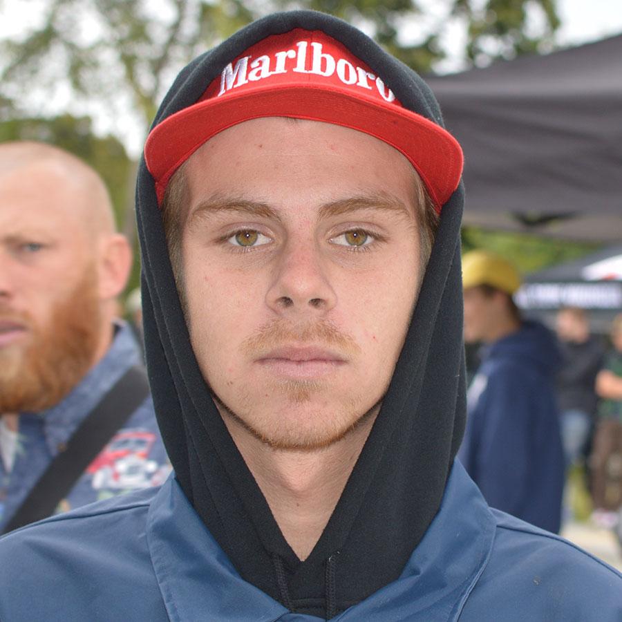 Cody Chapman Headshot Photo