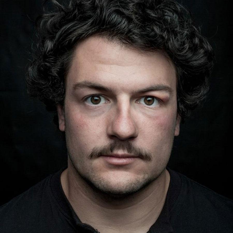 Fabio Montagner Headshot Photo
