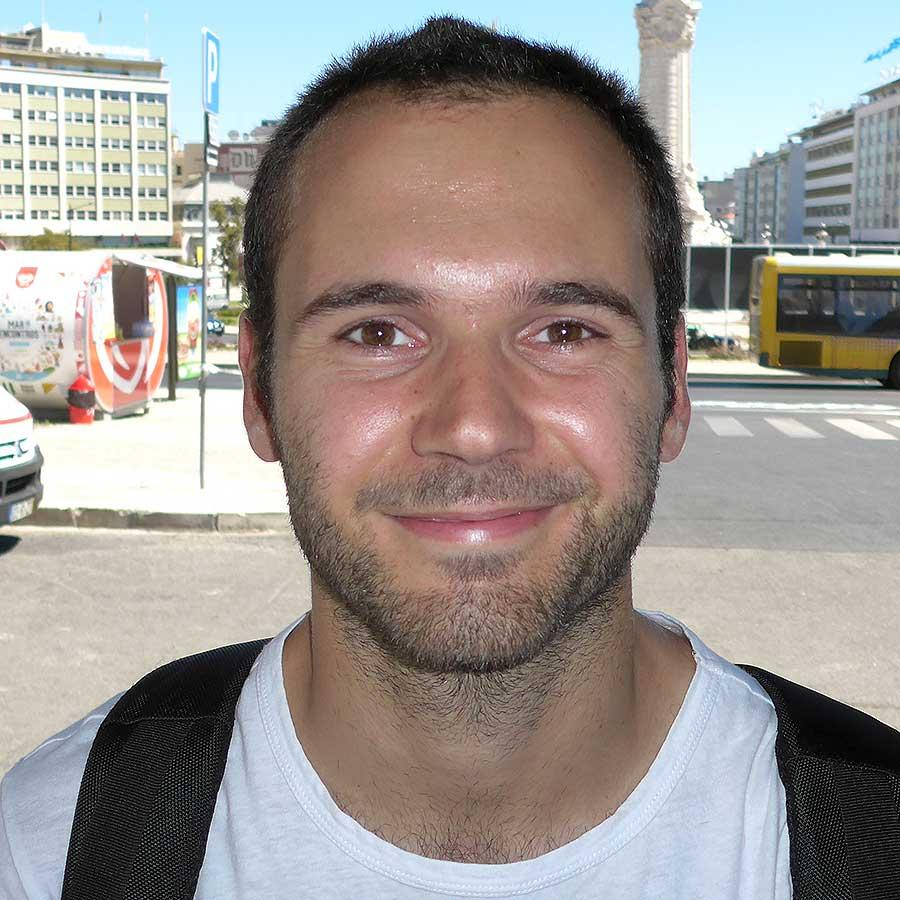 Nuno Cardoso Headshot