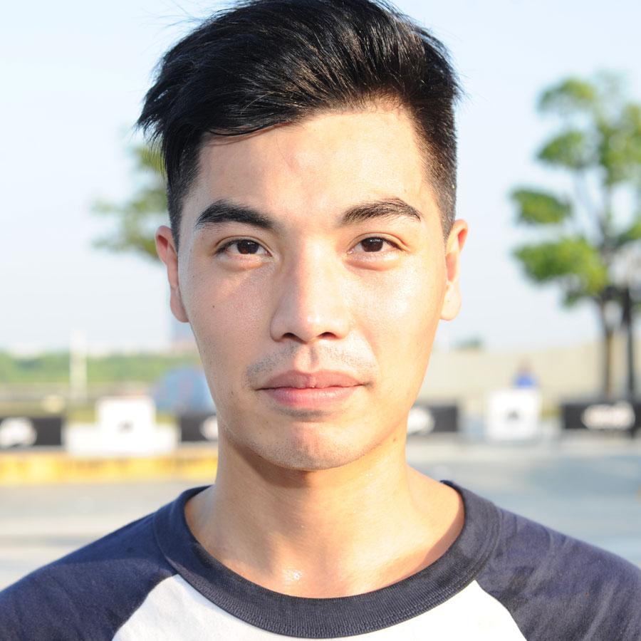 Chakfai Yip Headshot Photo