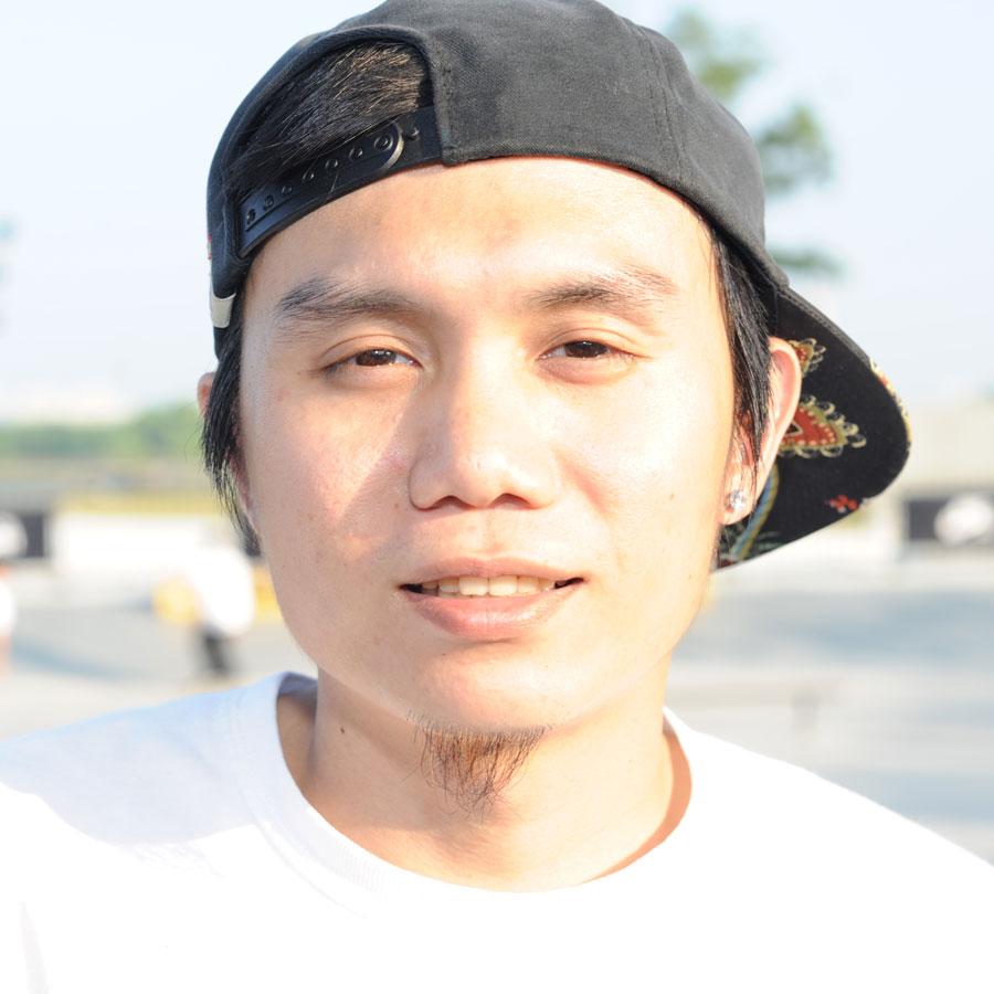 Shisiang Kao Headshot Photo