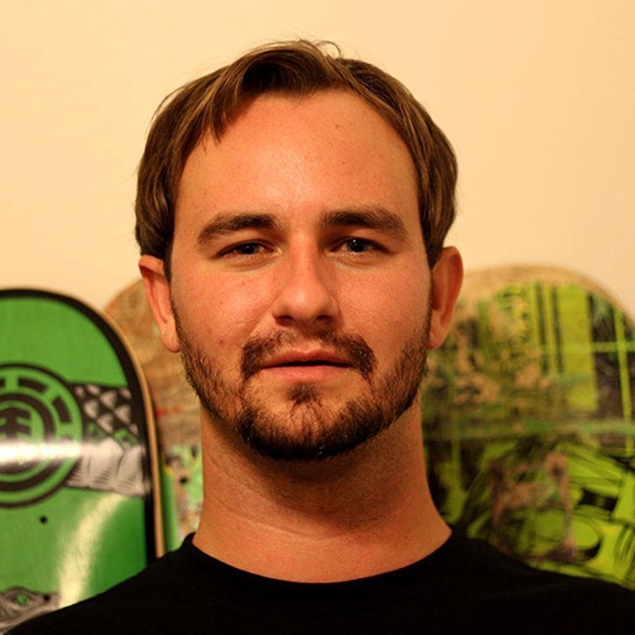 Sean Bowes Headshot Photo